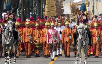 Tailandia dijo adiós a Bhumibol el Grande (7)