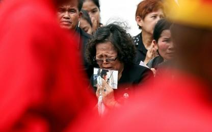 Tailandia dijo adiós a Bhumibol el Grande (9)